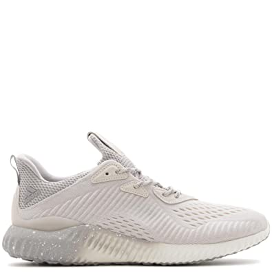 07f1368ae2af6 adidas Men s Alphabounce 1 Reigning Champ m Running Shoe Grey Two Chalk  White