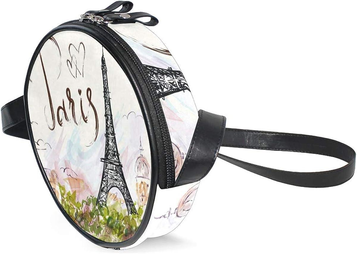 Round Crossbody Bag Magic...