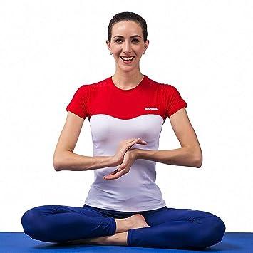 FZ FUTURE Conjunto de Ropa de Yoga para Mujer, Traje de Ropa ...