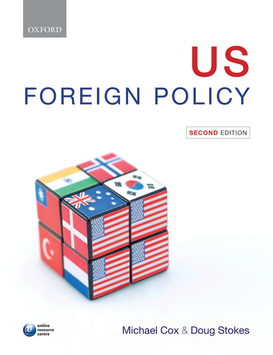Cox And Stokes Us Foreign Policy Pdf Printers