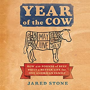 Year of the Cow Audiobook