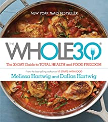 Over 1 million copies sold! Millions of people visitWhole30.com every month and share their dramatic life-changing testimonials. Get started on your Whole30 transformation with the #1 New York Times best-sellingTheWhole30. Since 200...