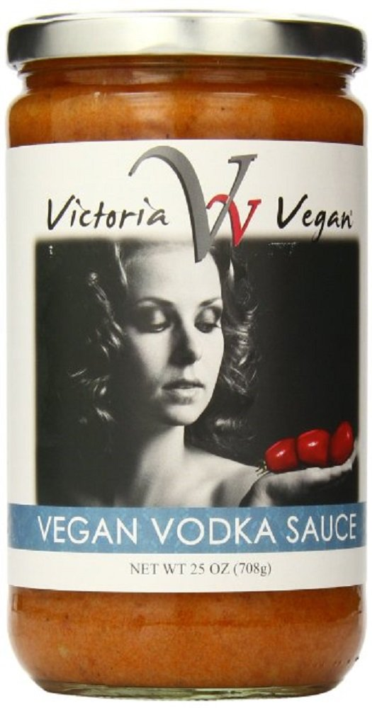 Victoria Sauce Vodka Vegan