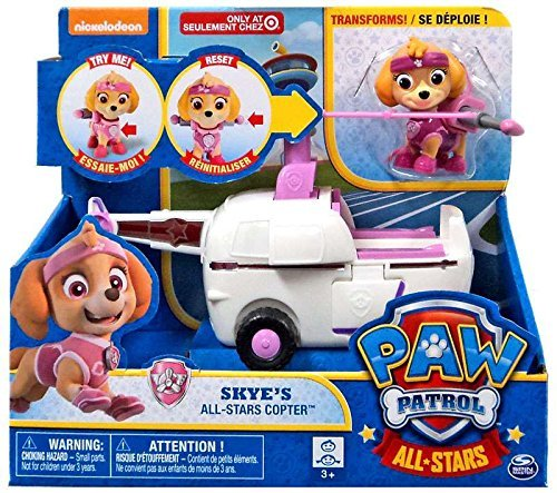 Paw Patrol Skyes All-Stars Copter