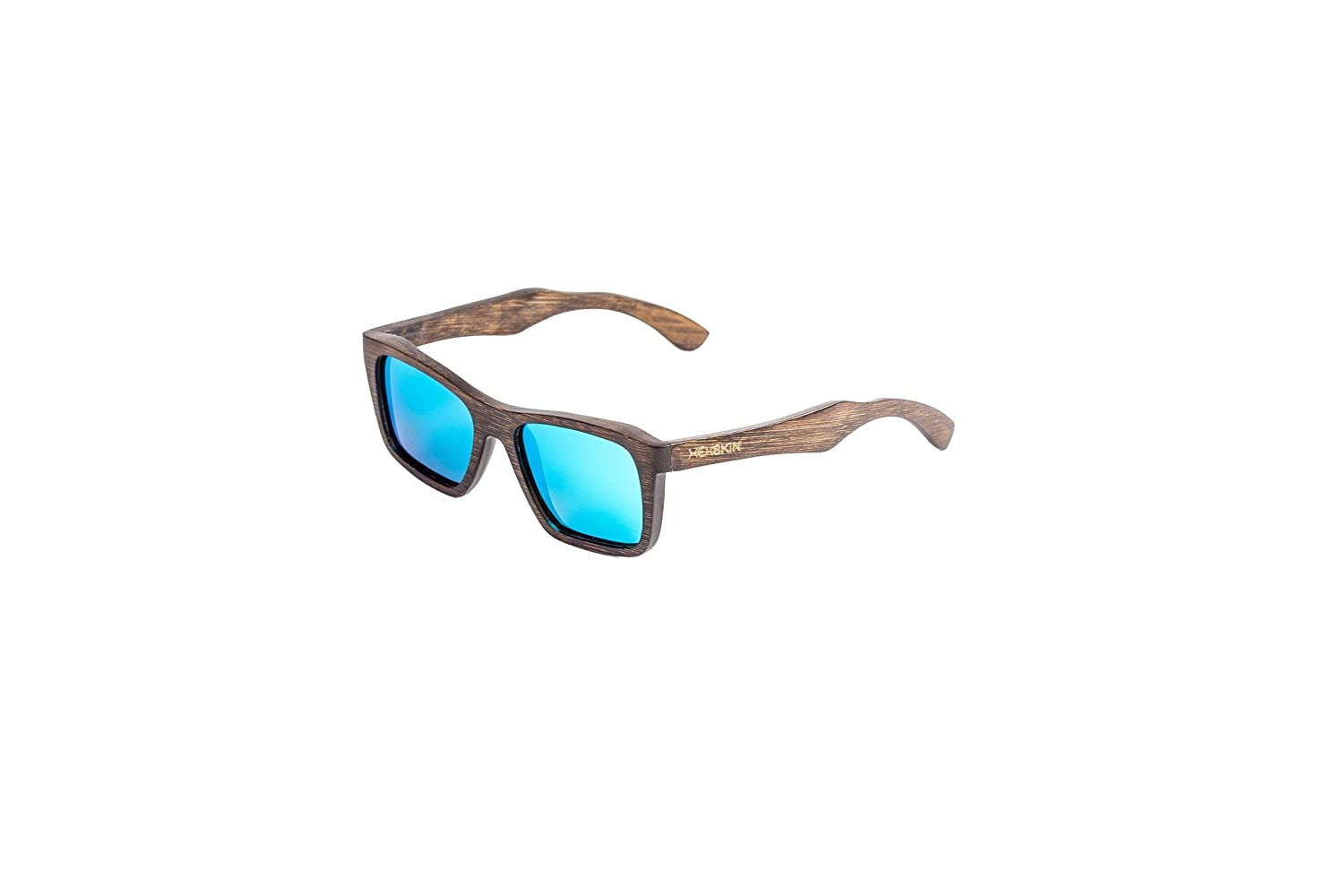 Amazon.com: ABACO POLARIZED FLOATING WOODEN SUNGLASSES ...
