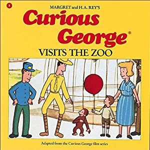 Curious George Visits the Zoo Audiobook