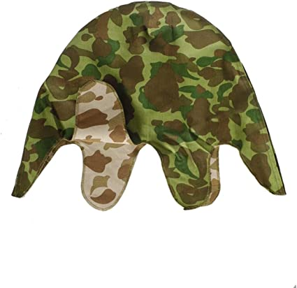 WWII U.S MILITARY REPRODUCTION  KHAKI CANTEEN COVER ARMY MARINE CORPS