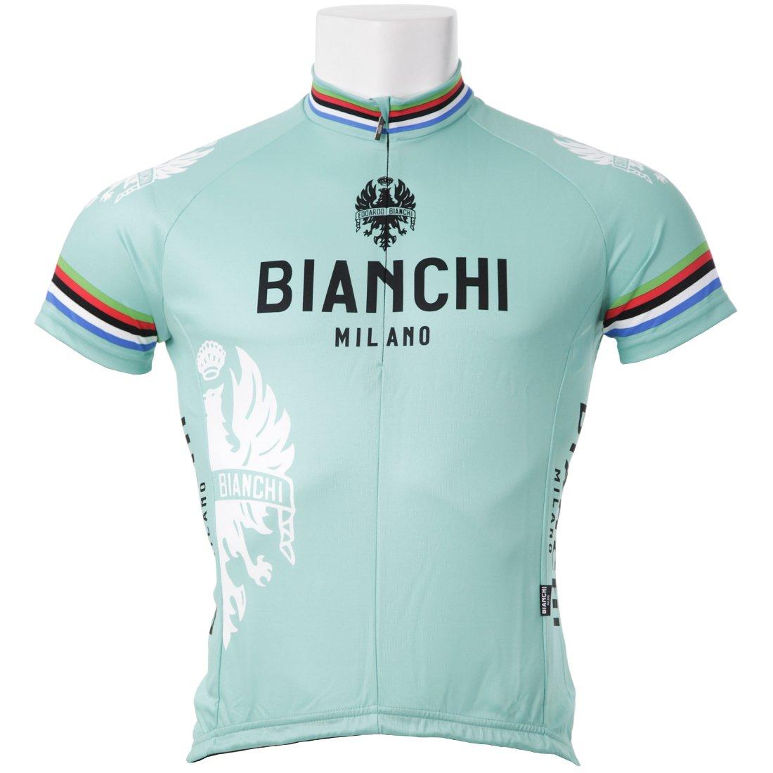今季一番 Bianchi SHIRT SHIRT Small B07FSJGGD3 レディース Small B07FSJGGD3, ヒガシヤツシログン:45d233ce --- martinemoeykens-com.access.secure-ssl-servers.info