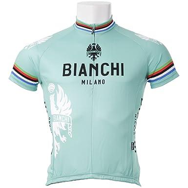 874d0dd25 Bianchi Milano Women's Eddi 1 Jersey (L): Amazon.co.uk: Clothing