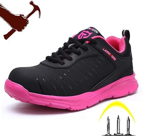 Chaussure De Securite Homme Femme Legere Confortable Chaussures De