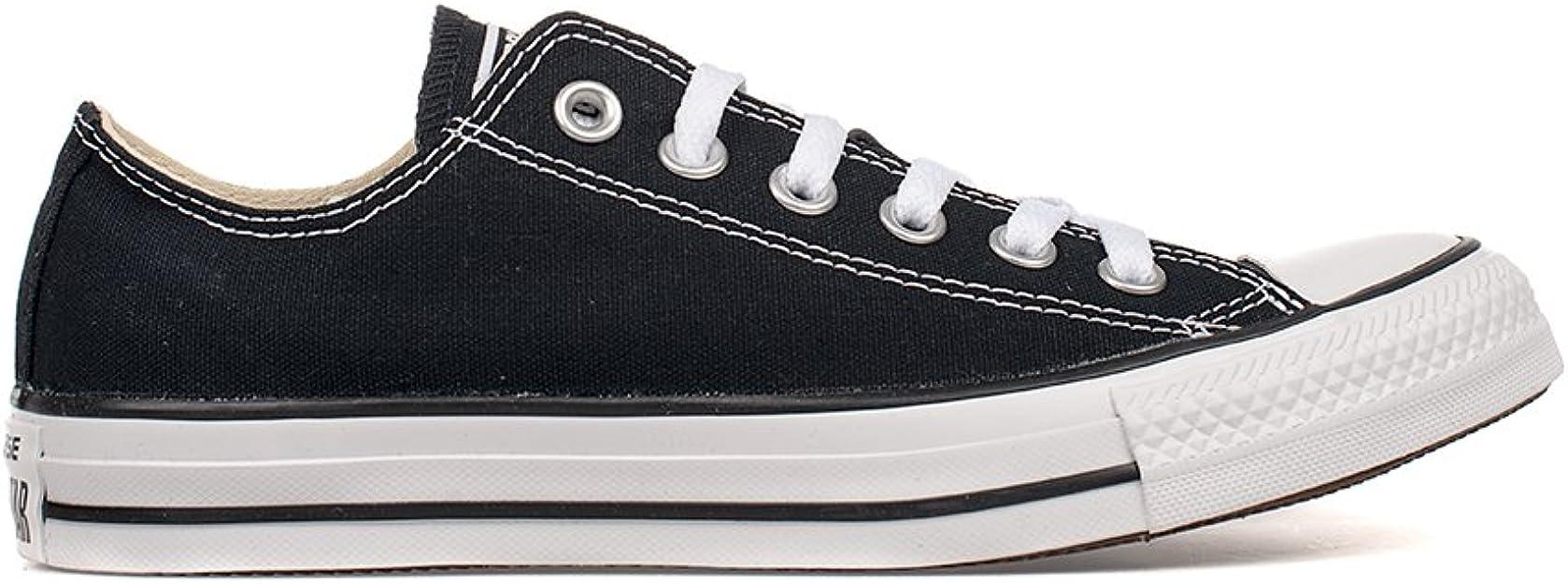 Converse , Baskets pour Homme Noir Noir - Noir - Noir, 37.5 ...