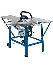 Scheppach Tischkreissäge TS310 (2200 W, Sägeblatt- Ø315mm, Schnitthöhe 83 mm inkl. Tischverbreiterung, 2. Sägeblatt,  Schiebeschlitten, schwenkbar bis 45°, Führungsschiene)