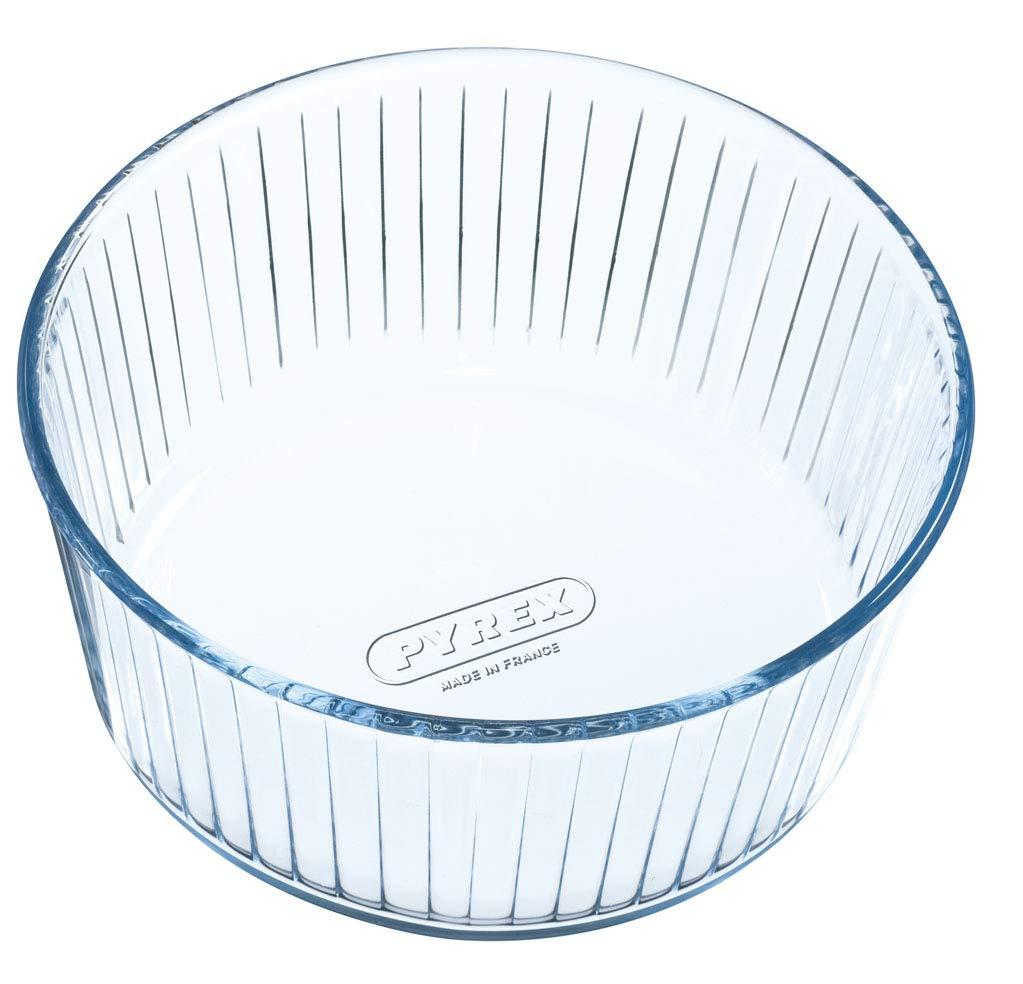 Pyrex Bake & Enjoy Souffle Dish, 21cm