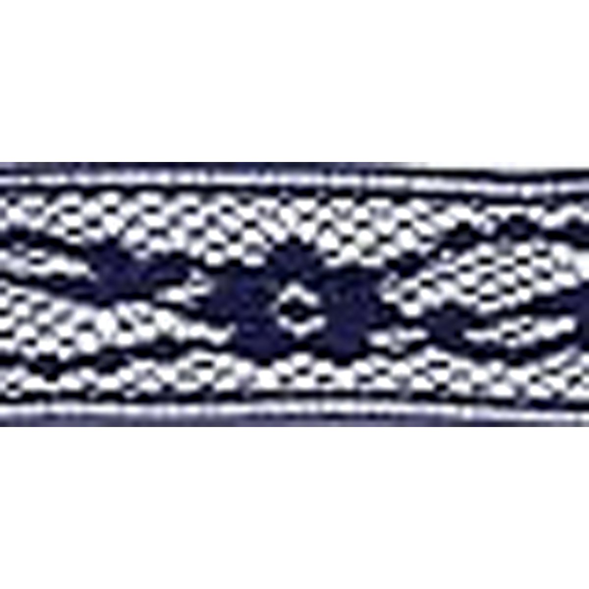 Wrights 117-305-055 Flexi Lace Hem Tape, Navy, 3-Yard Notions - In Network
