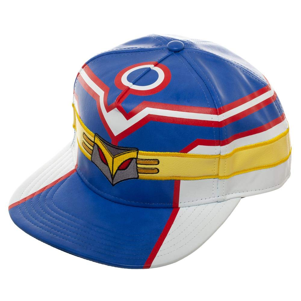 Amazon.com  Bioworld My Hero Academia All Might Suit Up Snapback Hat   Clothing e5e83e038d6