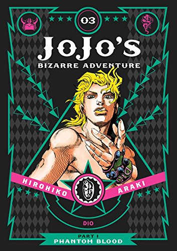 JoJo's Bizarre Adventure: Part 1--Phantom Blood, Vol. (Mask Part 1)