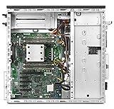 HPE 799111-S01 ProLiant ML110 Gen9 Server, 8 GB RAM, 1 TB HDD, Matrox G200eH, Black