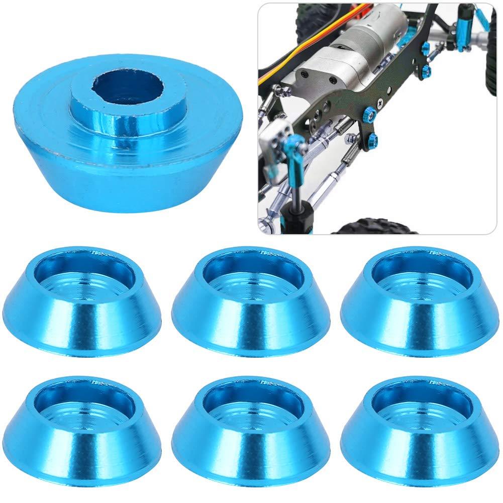 Aluminum Alloy Screw Shim Screw Shim for MN‑D90 Blue