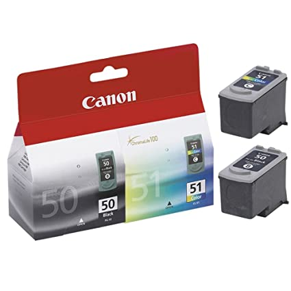 Canon PG-50+CL-51 Cartucho Multipack de tinta original Negro ...