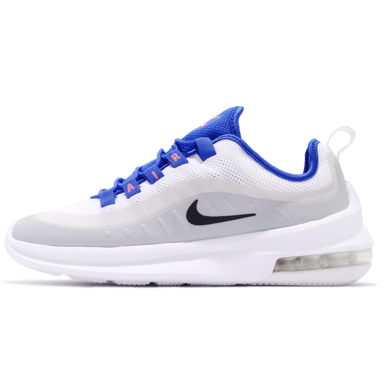 the latest bcdf6 8146b Galleon - Nike Women s Air Max Axis Shoes (8-M, White Black Blue)