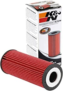 K&N Premium Oil Filter: Designed to Protect your Engine: Fits Select FORD/LINCOLN Vehicle Models (See Product Description for Full List of Compatible Vehicles), PS-7037