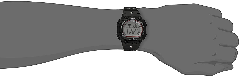 Timex Reloj Hombre de Digital con Correa en Resina T5K584SU: Timex: Amazon.es: Relojes