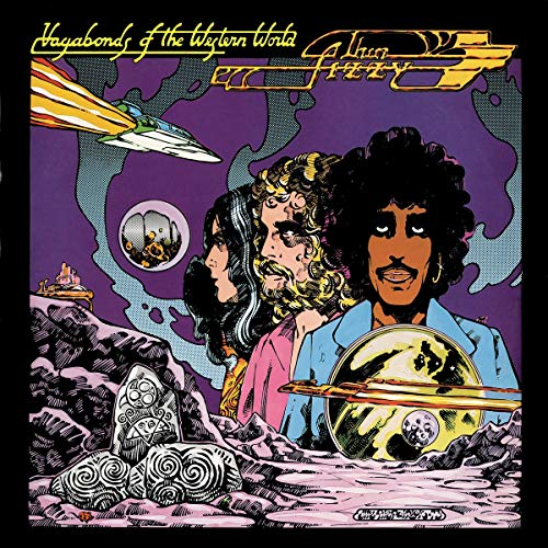 Album Art for Vagabonds Of The Western World by Thin Lizzy