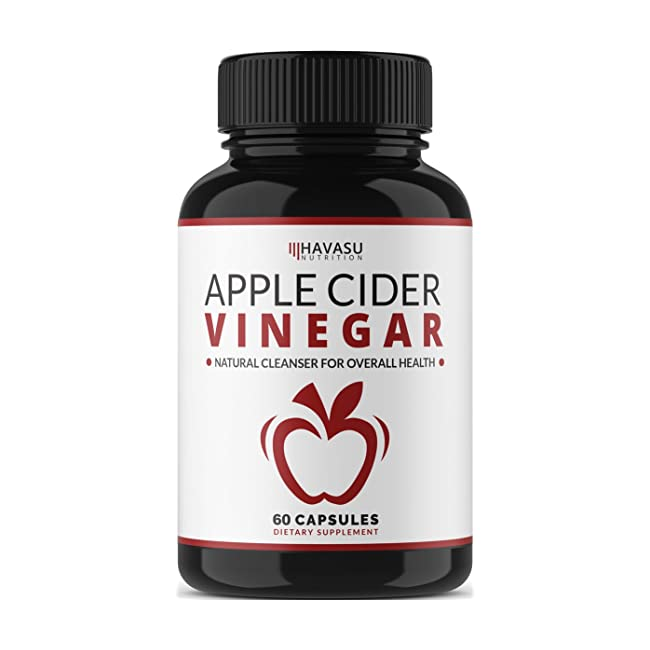 Extra Strength Apple Cider Vinegar Pills – All...