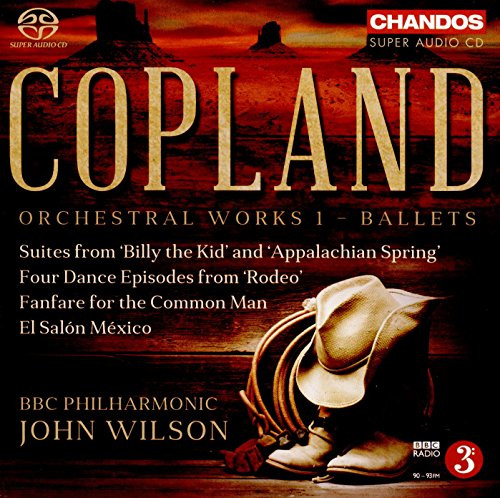 (Copland: Orchestral Works, Vol. 1)