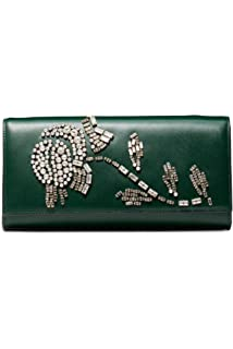 325f4559356e Michael Kors Bellami East West Clutch ROSE  Handbags  Amazon.com