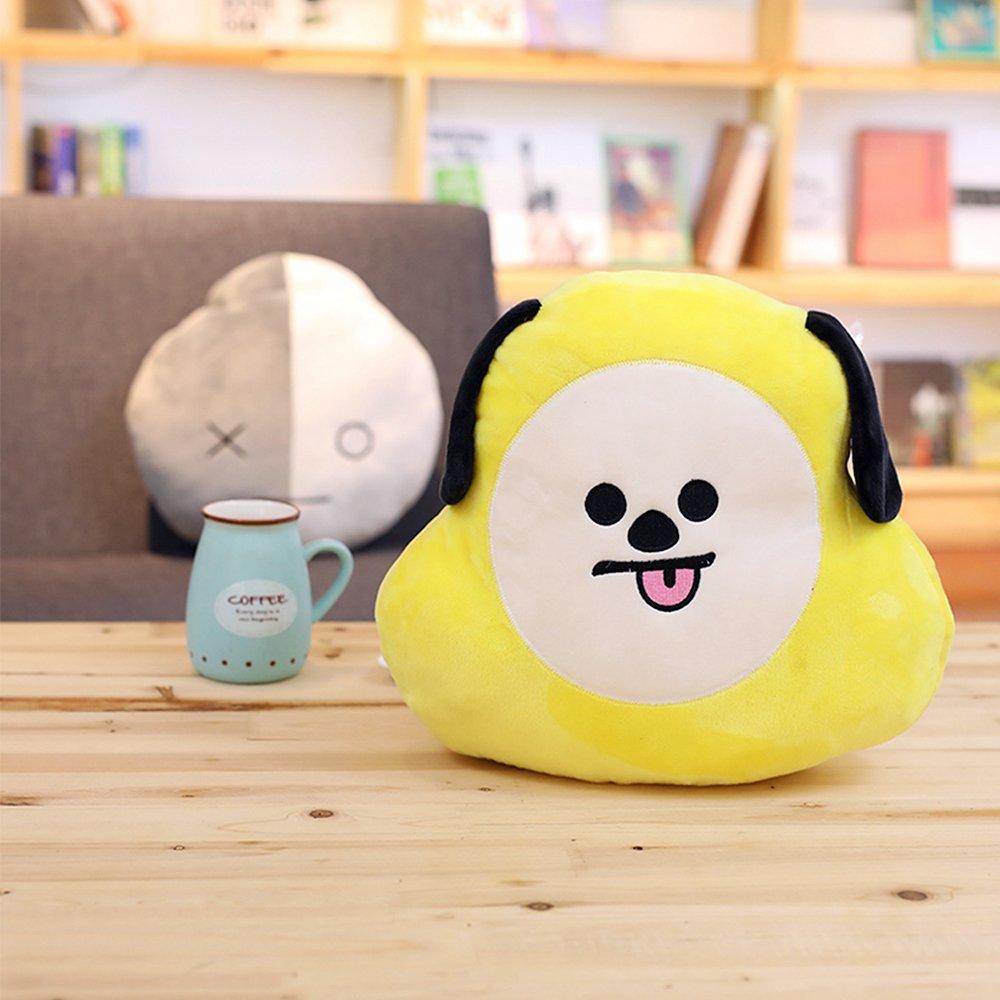 Plush Doll Toy Cute Cartoon Plush Doll Stuff Soft Toys Cute Cartoon Pillow Cushion