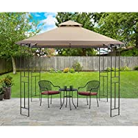 Deals on Mainstays Toni 10-ft x 10-ft Gazebo GAZ-201500