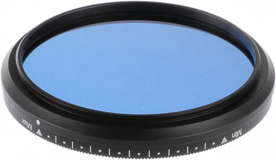 Fotga 77mm ND2 to ND400 Slim Fader Variable Adjustable ND Neutral Density Filter