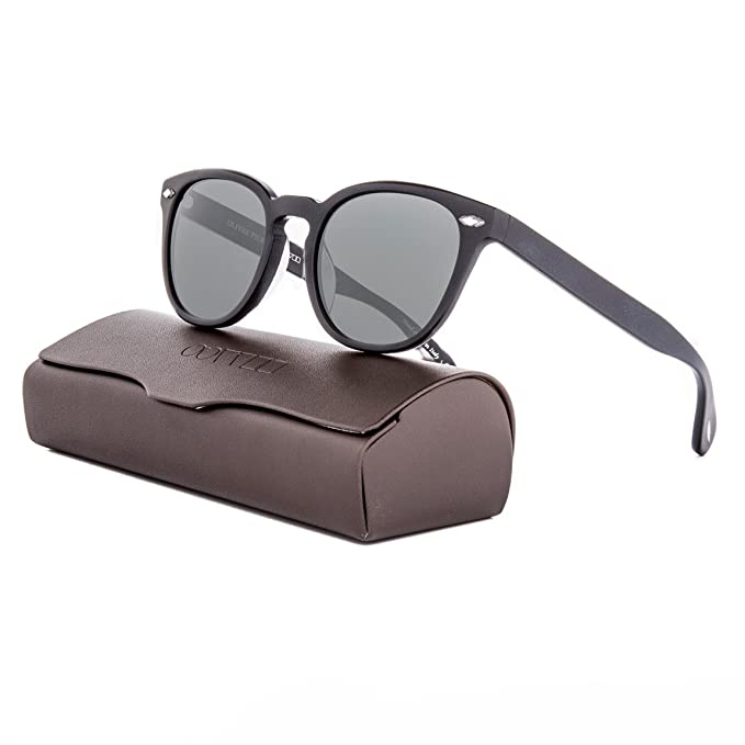 d5fb0b04a2034 Oliver Peoples OV5315SU Sheldrake Plus Sunglasses Matte Black    Photochromic 52  Oliver Peoples  Amazon.ca  Clothing   Accessories