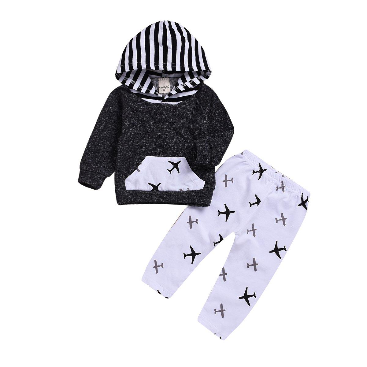 Amazon.com: XiaoReddou - Conjunto de sudadera con capucha ...