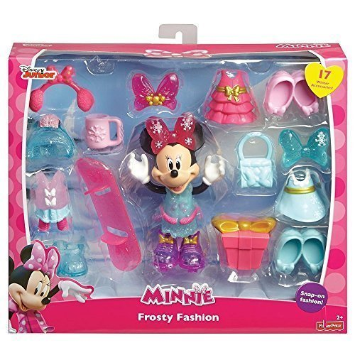 Minnie Mouse Holiday Frosty Fashion Pack by (Minnie Mouse Fashion)