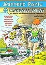 Jeannette Pointu, tome 20 : Chasseurs de tornades par Wasterlain