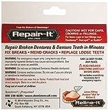 D.O.C. Repair-It Advanced Formula Denture Repair