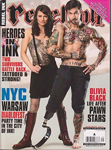 Rebel Ink Magazine August/September -