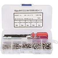 Kit de reparación de insertos roscados de 105
