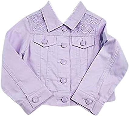 Small Jona Michelle Twill Girls Jacket