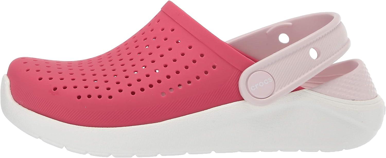 crocs Kids Literide Clog Slip on Athletic Shoes