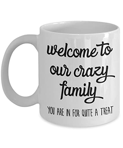 Amazoncom New Son In Law Gift Welcome To Our Crazy Family You