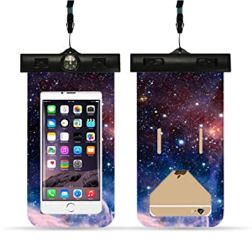 Amazon.com: Yaku - Bolsa impermeable de PVC para teléfono ...