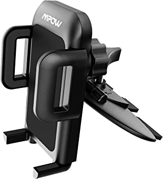 Mpow CD Slot Car Mount Cell Phone Holder