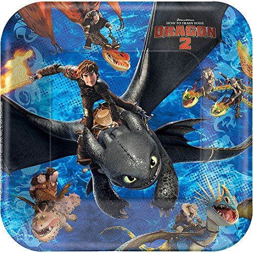 How To Train Your Dragon 2 Birthday Party Package for 8 Guests
