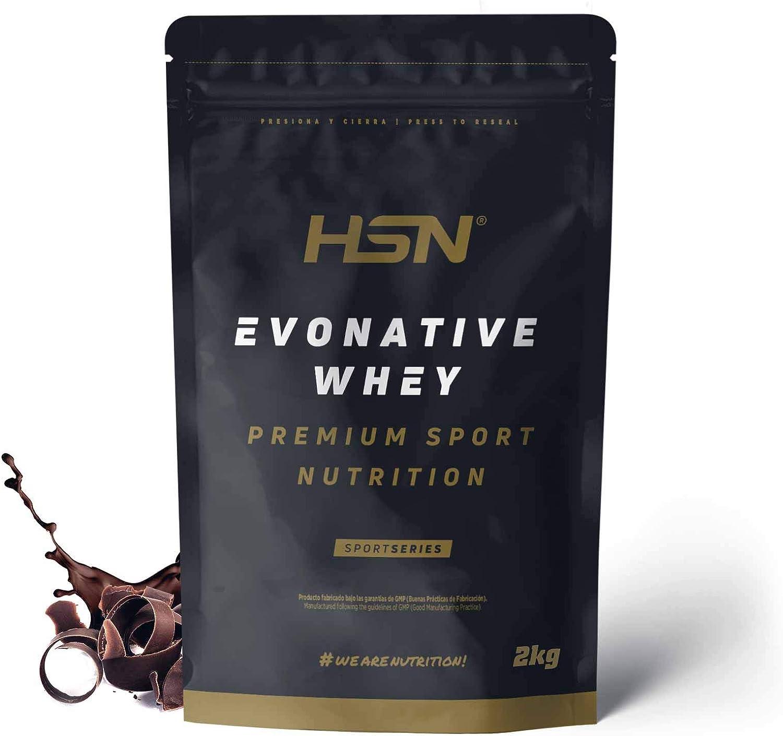 Proteína de Suero Leche Nativa Evonative de HSN | Native ...