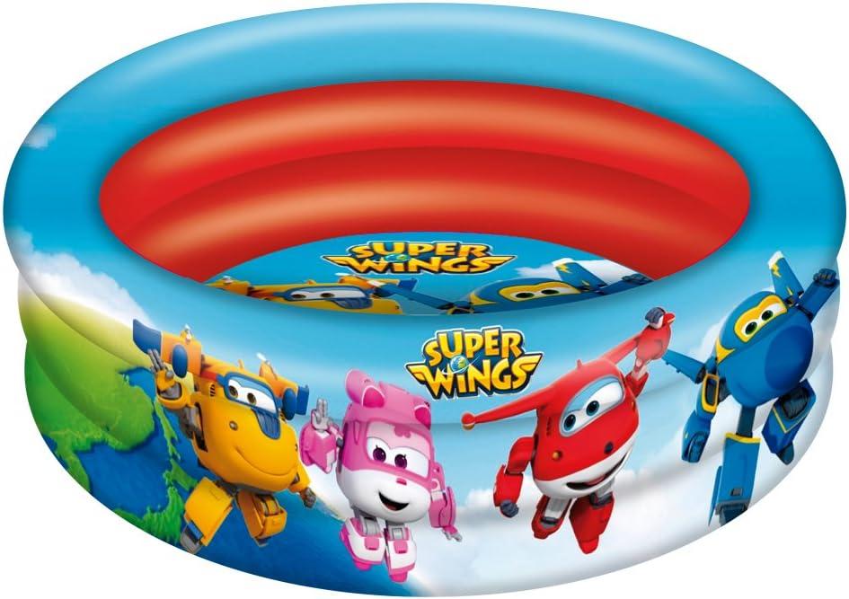 Super Wings - Piscina 3 aros, 86 cm diámetro (77033): Amazon.es ...