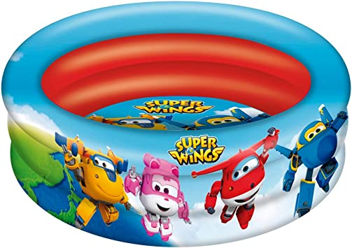 Super Wings - Piscina 3 aros, 86 cm diámetro (77033): Amazon.es ...
