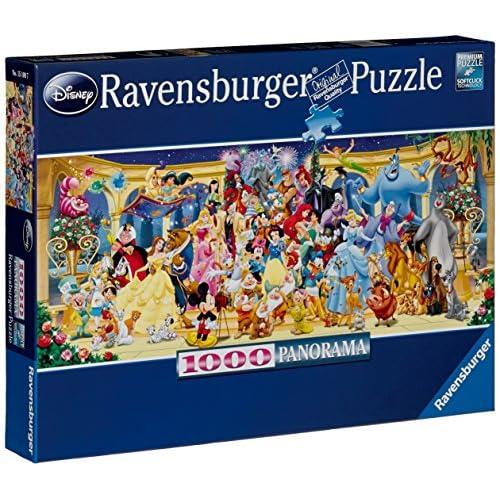 Ravensburger 15109 - Puzzle - Photo de Groupe Disney - 1000 Pièces